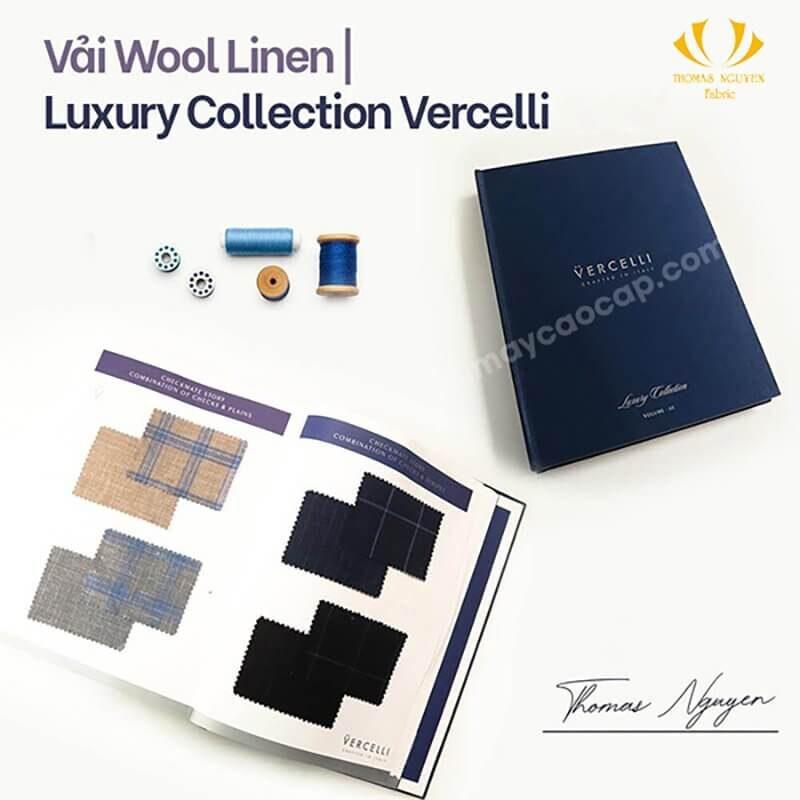 BST vải Luxury Collection Vercelli
