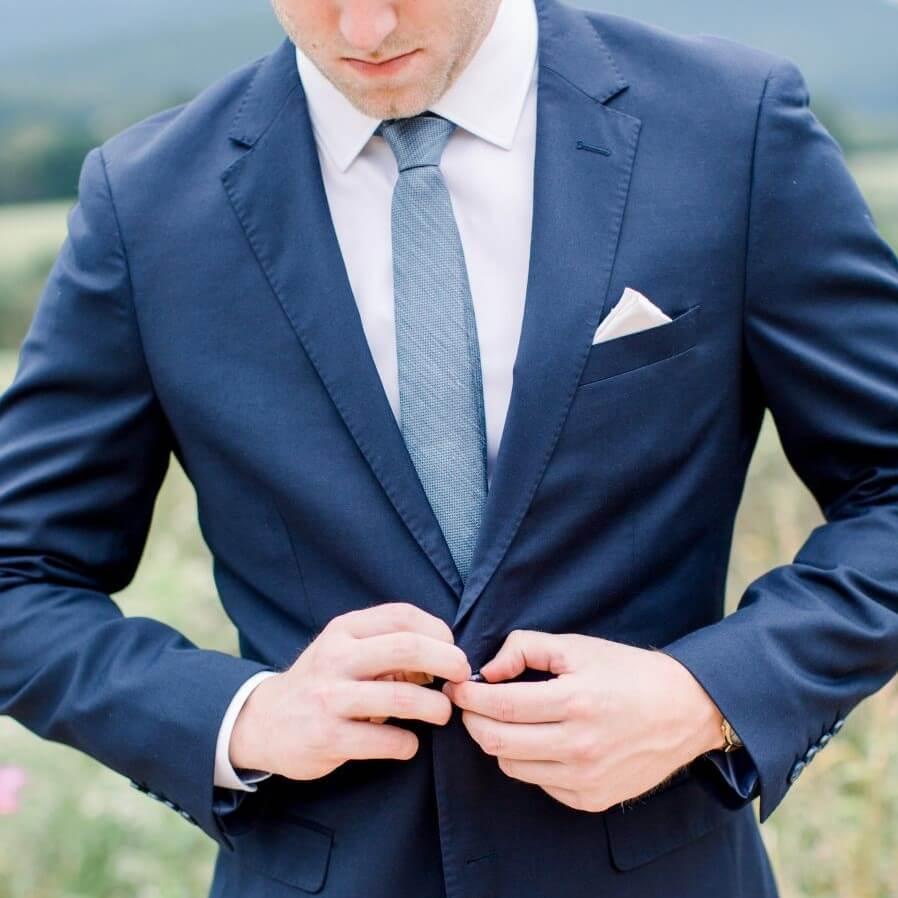 Vải áo vest chất lượng.
