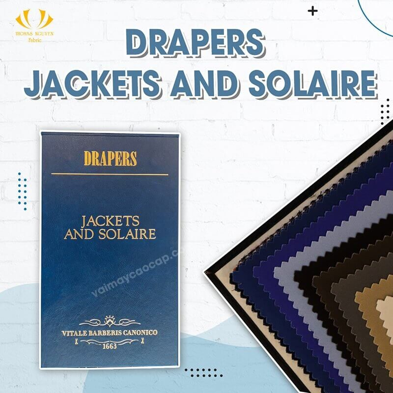 Drapers Jackets & Solaire