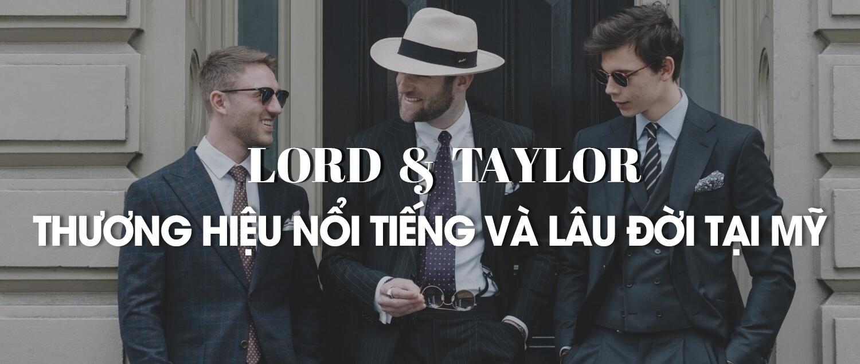 vải Lord & Taylor