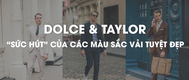 vải Dolce & Taylor