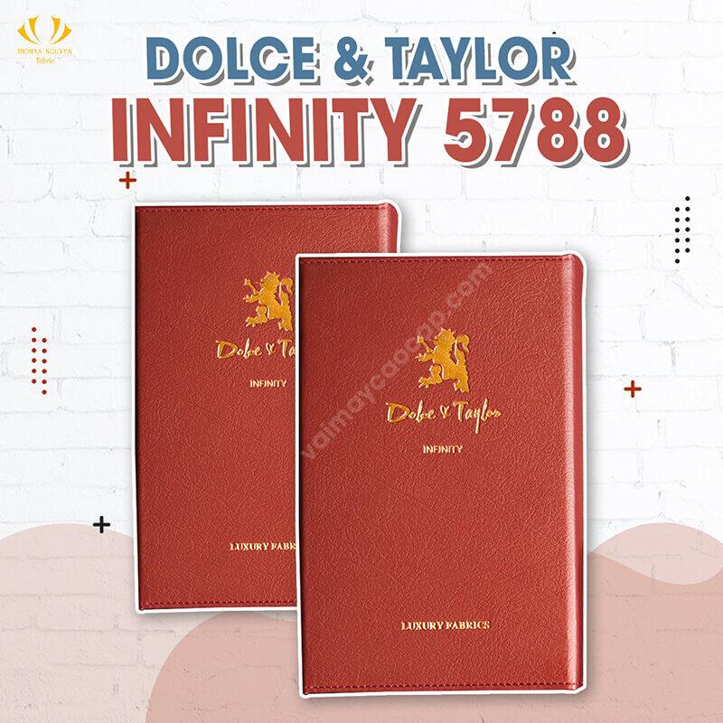 Bộ sưu tập vải Infinity 5788 Dolce & Taylor